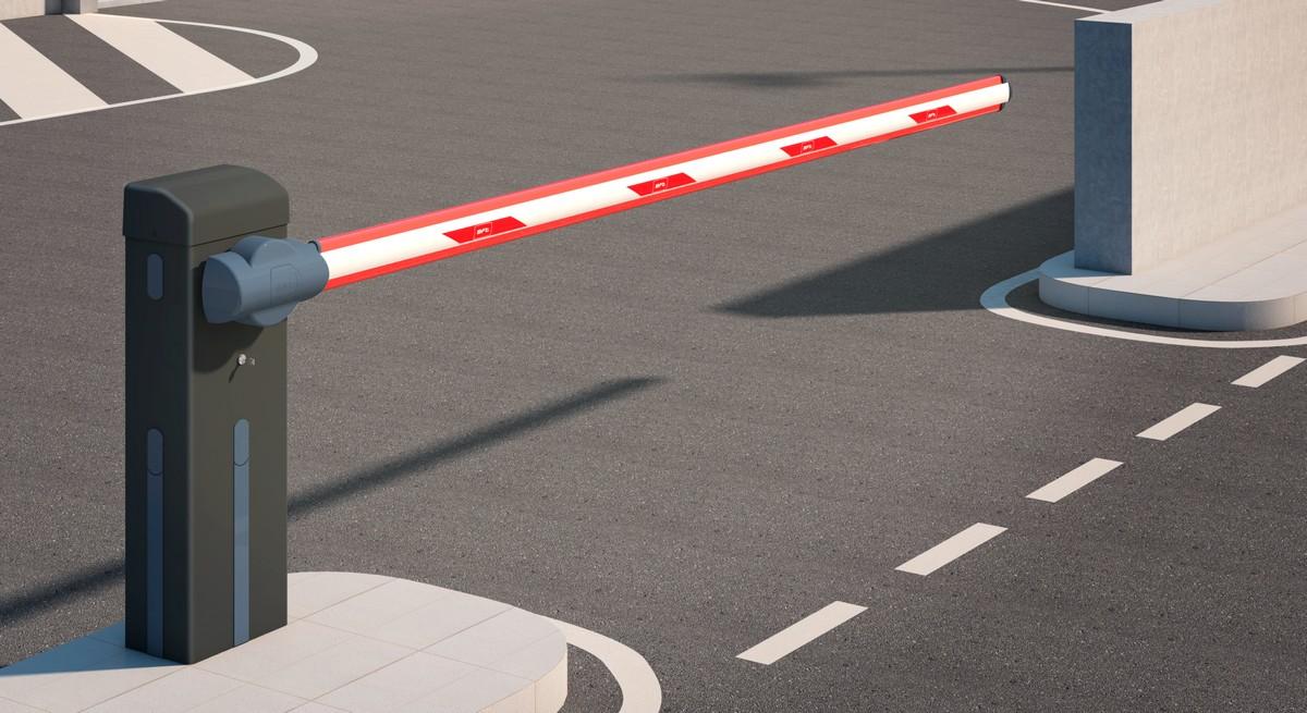 Szlabany i zapory drogowe