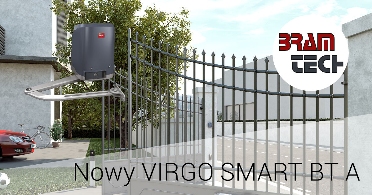 Nowy VIRGO SMART BT A